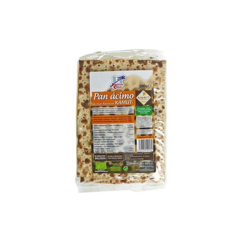 Cabello de ángel integral de trigo ecológico Bonapasta
