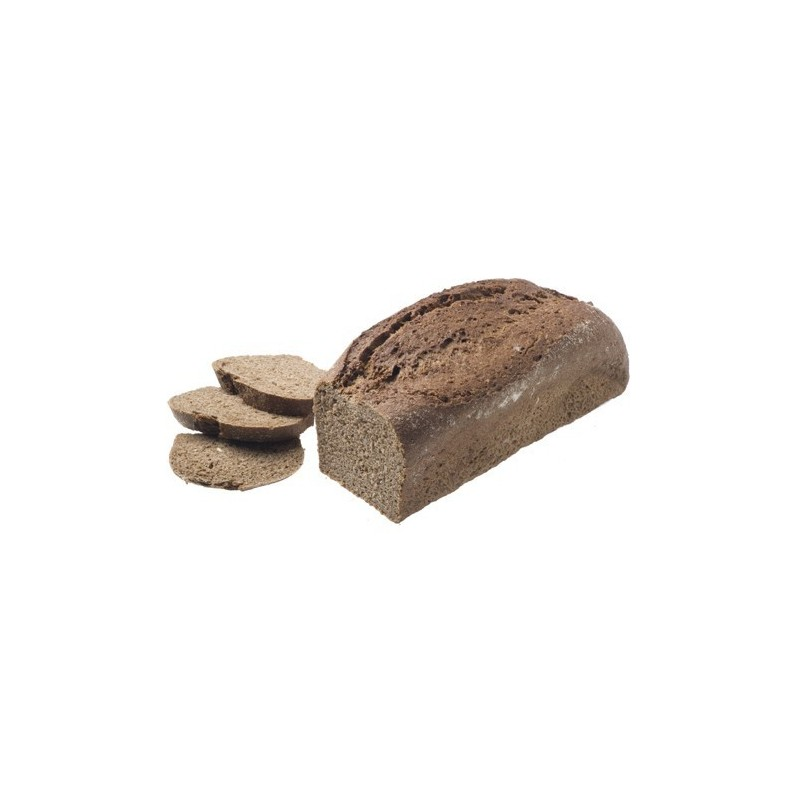Pan de centeno y espelta integral grande ecológico Can Busquets