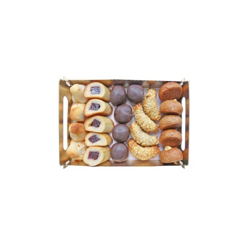 Chips de garbanzo