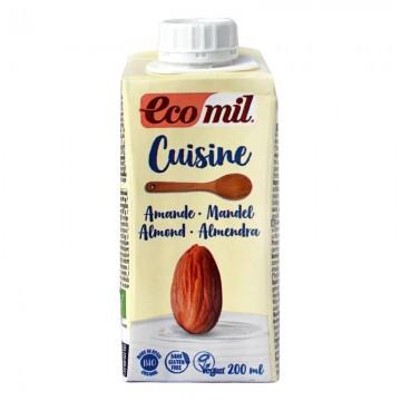 Bebida de avena y almendras ecológica Monsoy