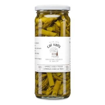 Paella de verduras ecológica Abricome