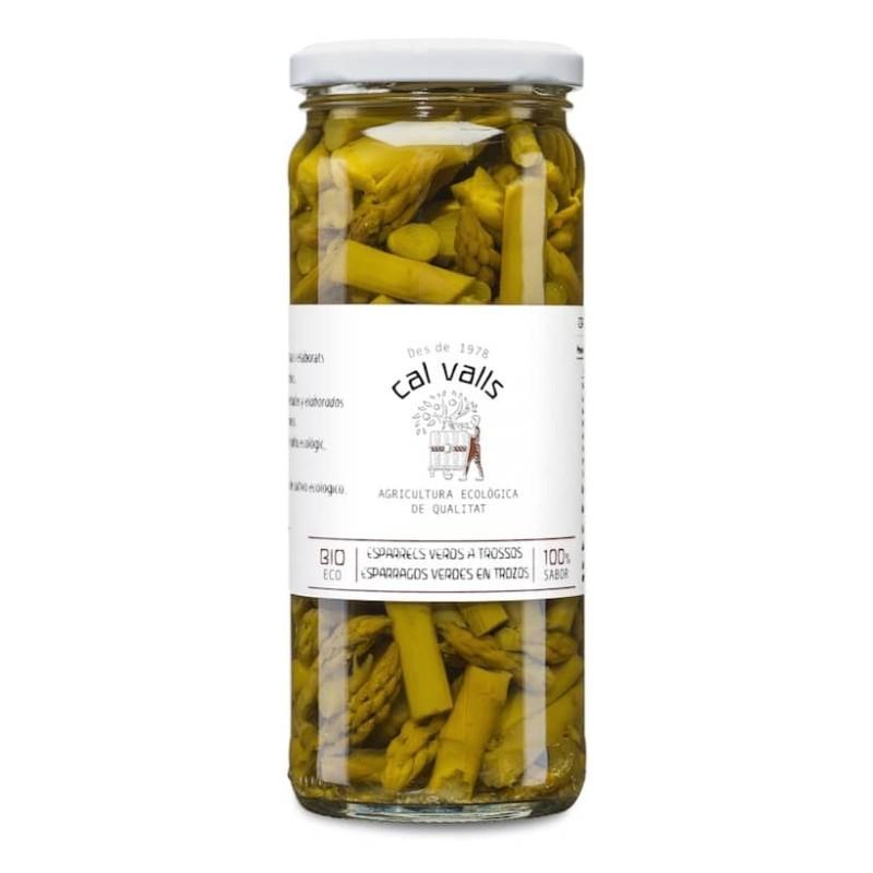 Paella de verdures ecològica Abricome