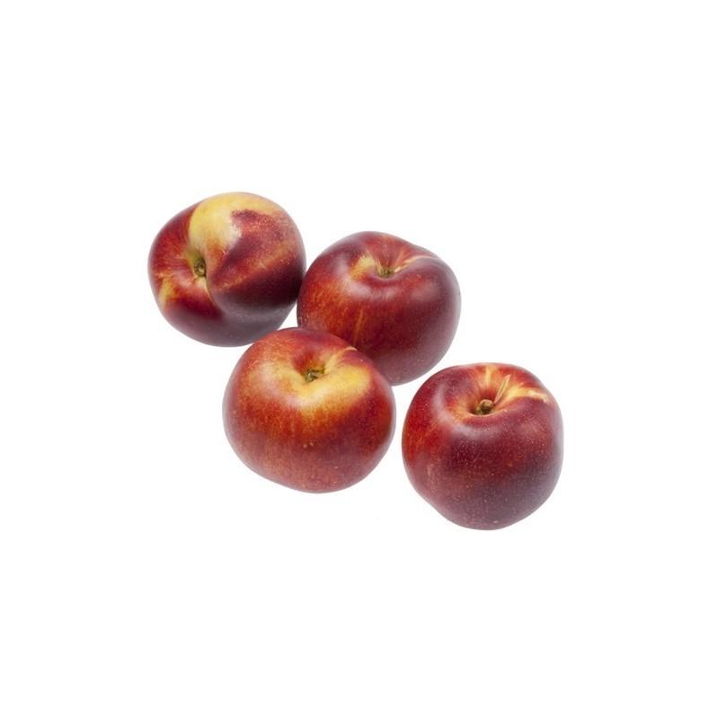 Solofruta manzana y melocotón ecológico Espiga Biológica