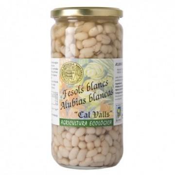 Cigrons cuits ecològics 700 g Cal Valls