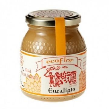 Miel de bosque ecológica Ecoflor