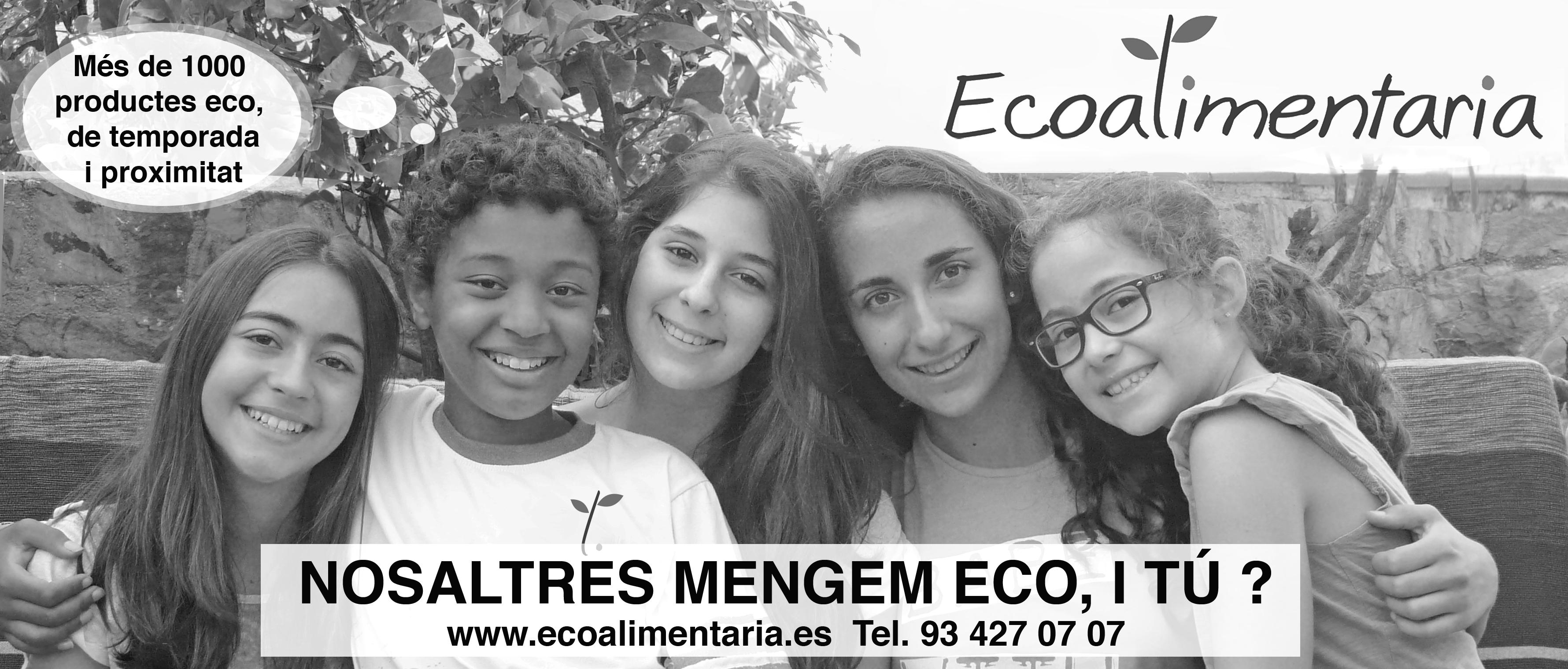 Ecoalimentaria Barcelona