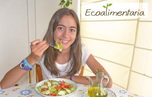 Belleza y alimentación ecológica