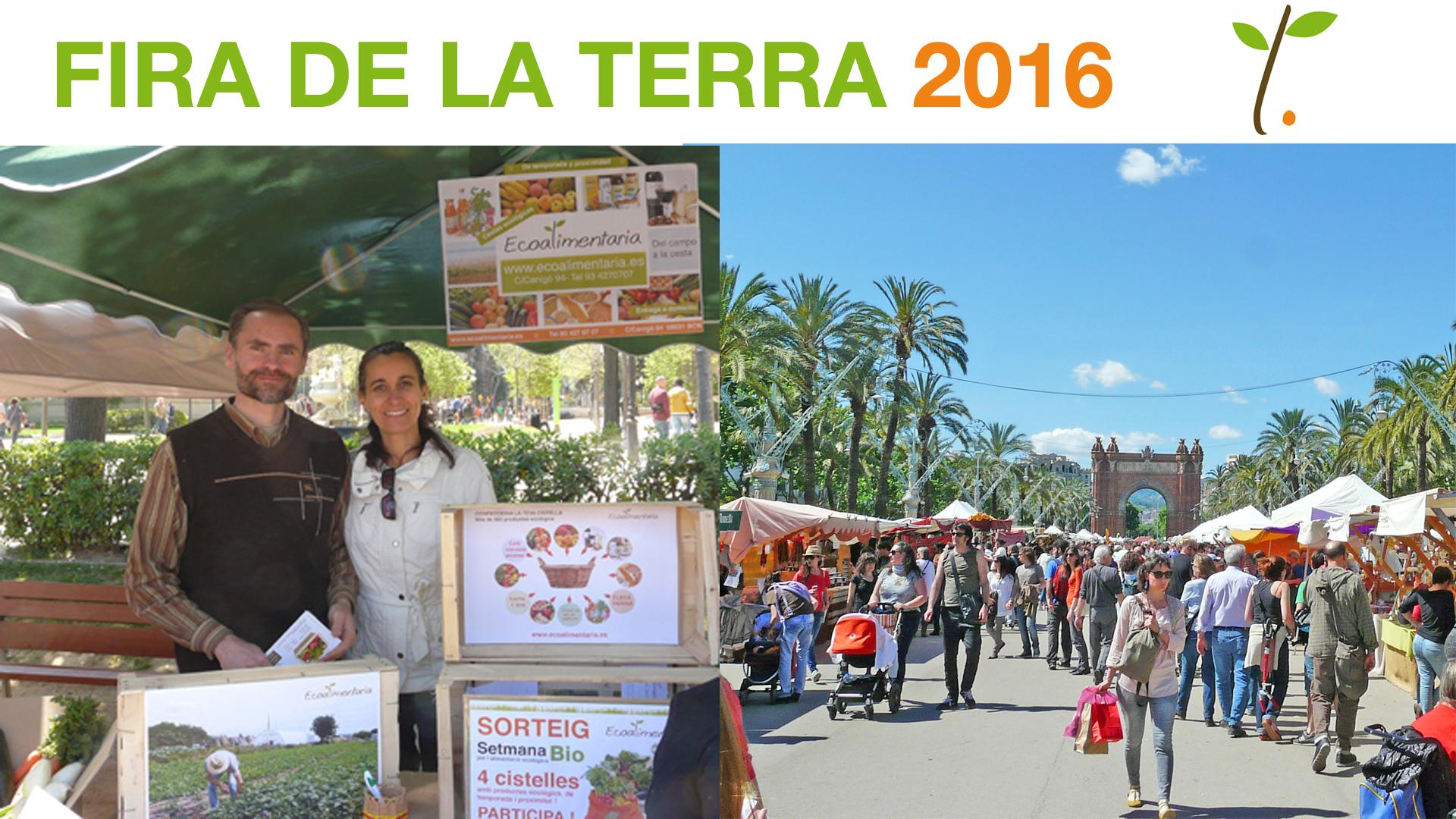 Ecoalimentaria en Feria de la Tierra