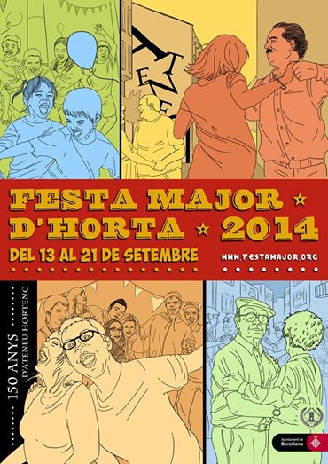 Fiesta Mayor de Horta