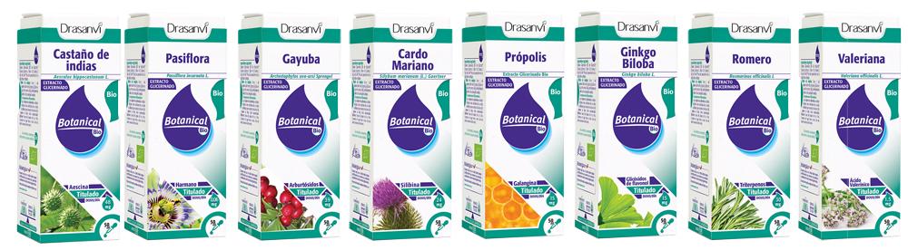 Plantas medicinales ecológicas