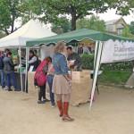 Ecoalimentaria participa en la Feria de la Tierra