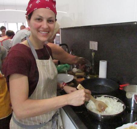 Cocina energética y ecológica